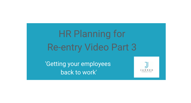 HR Planning Video for Re-entry Part 3