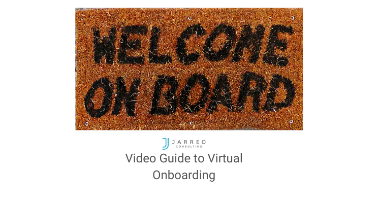 Video Guide to Virtual Onboarding